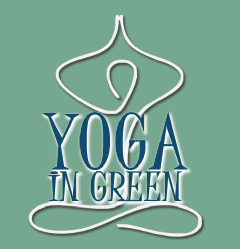yoga in green fiemme - logo